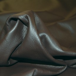 Brown Upholstery Leather Cow Hide Skin a2a