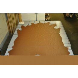 Brown Upholstery Leather Cow Hide Skin / Furniture A3CV