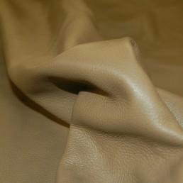 Taupe Upholstery Leather Cow Hide Skin a5a f