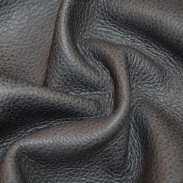 D3C  Charcoal Upholstery Cow Hide Leather Skin Furniture