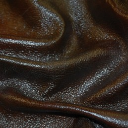 A4D Brown Two Tones Upholstery Hide skin Leather