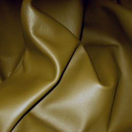 E36 Khaki Green Upholstery Leather Hide Skin Chaps