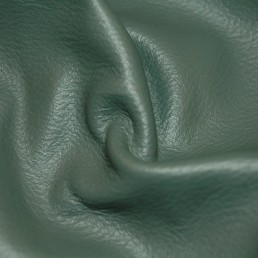 E39 Green Blue Car Auto Upholstery Hide Leather Skin