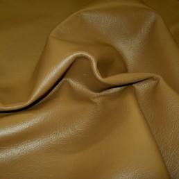 Garrett Leather Brown Upholstery HIde Skin Chaps e49