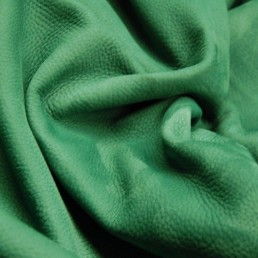 B2B Green Turquoise Nubuck Upholstery Cow Hide Leather Skin Furniture