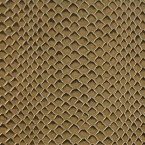 A6B Brown / Black Tipping Snake Print Upholstery Leather Hide Skin