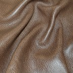 A6B Brown Famous GARRETT Leather Darker Tipping Upholstery Hide Skin``