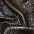 B3C Dark Green Upholstery Cow Hide Leather Skin Furniture