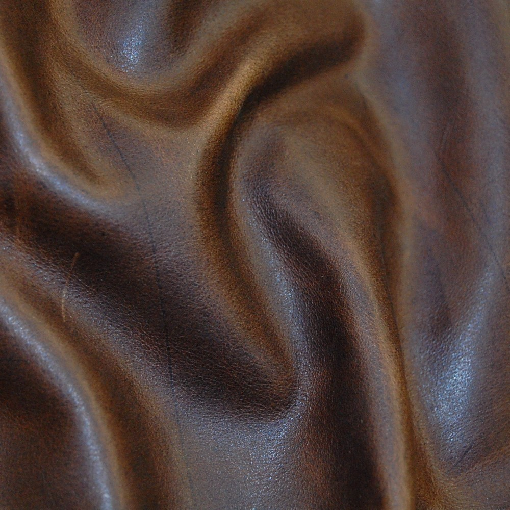 A4j A D J M Brown Distressed Moore Giles Upholstery Leather Skin Furniture