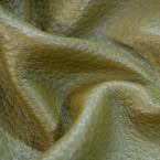 E63 Khaki Green Upholstery Cow Hide Leather Skin
