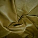 E46V Khaki Green Cow Hide Upholstery Leather Hide Skin furniture / chaps